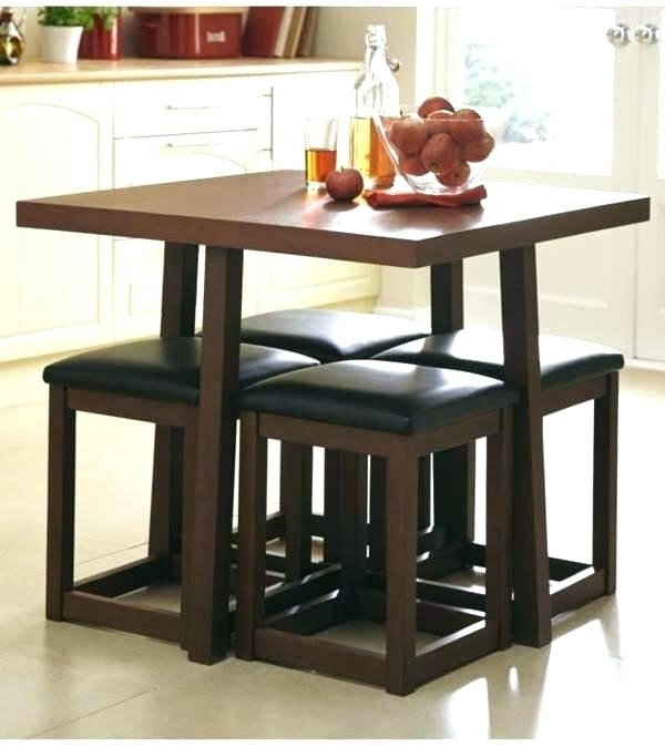 Compact Kitchen Table Dining Tables 2 Person Dining Table 8 Kitchen In Current Compact Dining Sets (View 6 of 20)