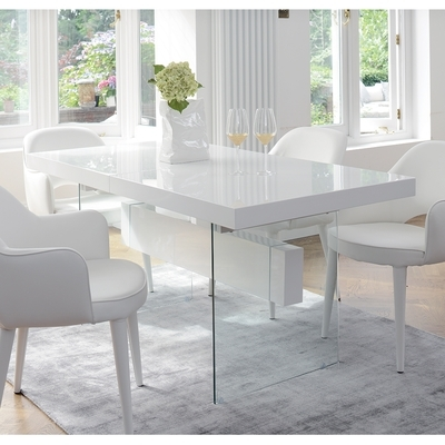 Contemporary Dining Room Furniture From Dwell (View 6 of 20)