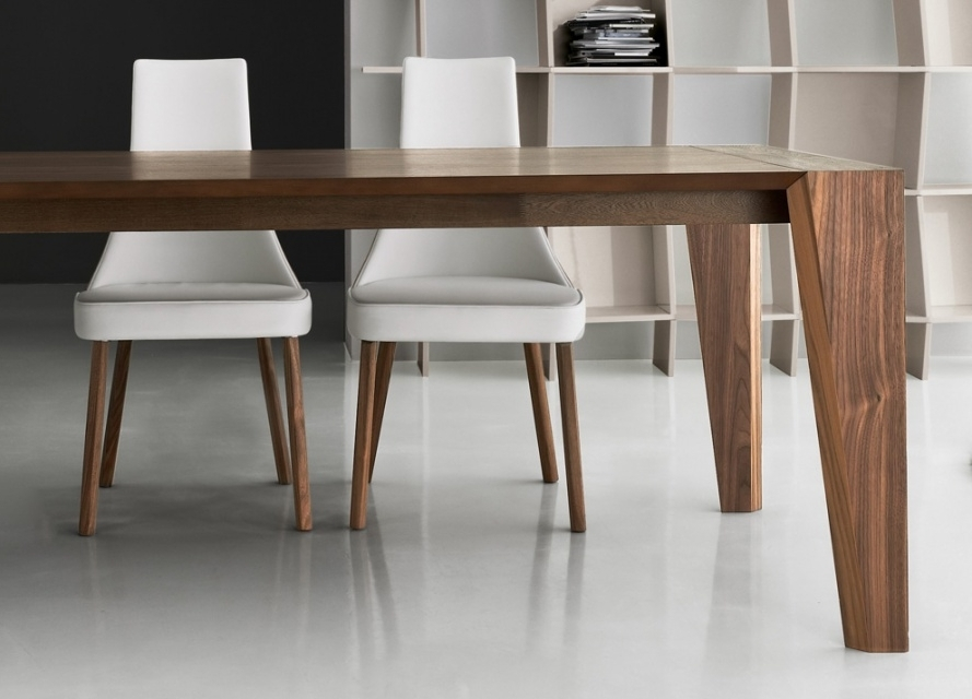 Contemporary Dining Tables And Wood Table — Jherievans In Best And Newest Cheap Contemporary Dining Tables (View 7 of 20)