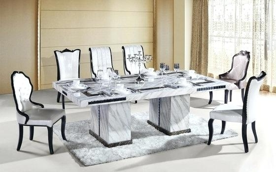 Contemporary Dining Tables Sets With Regard To Preferred Modern Dinner Table Set Contemporary Dinner Table Metal Dining Table (View 4 of 20)