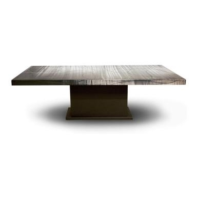 Contemporary Galleries – Armour Dining Table With Pedestal Base Throughout Preferred Contemporary Base Dining Tables (View 5 of 20)