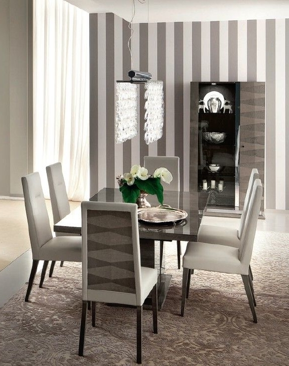 Contemporary Inside Most Recently Released Monaco Dining Sets (View 3 of 20)