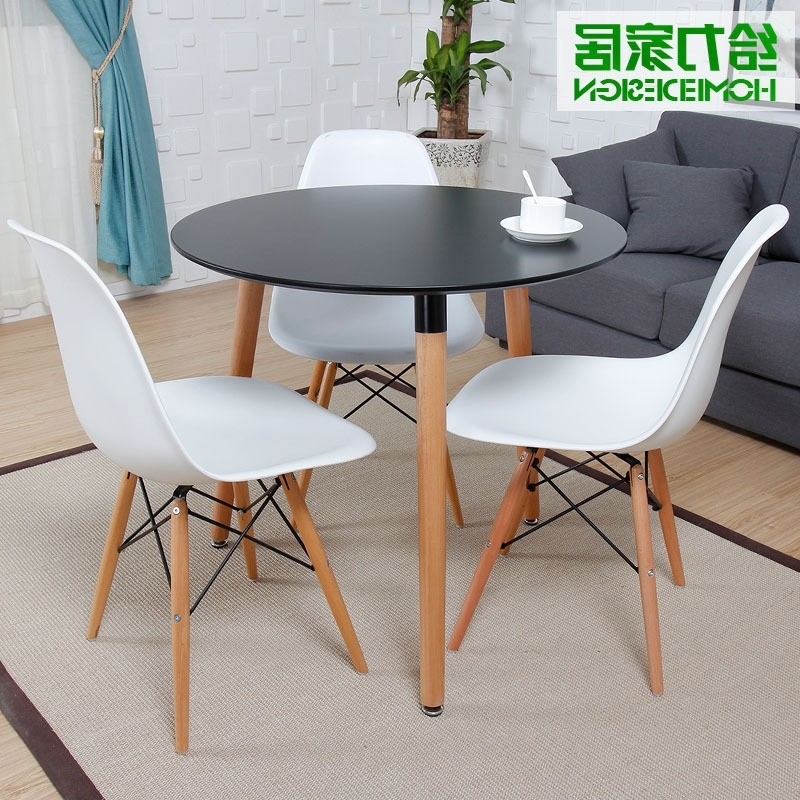 Cool Cheap Round Dining Table With Regard To Latest Cheap Round Dining Tables (View 8 of 20)