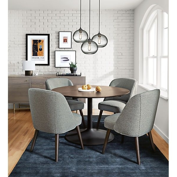 Cora Dining Tables Intended For Well Known Cora Dining Chair – Modern Dining Chairs – Modern Dining Room (View 5 of 20)