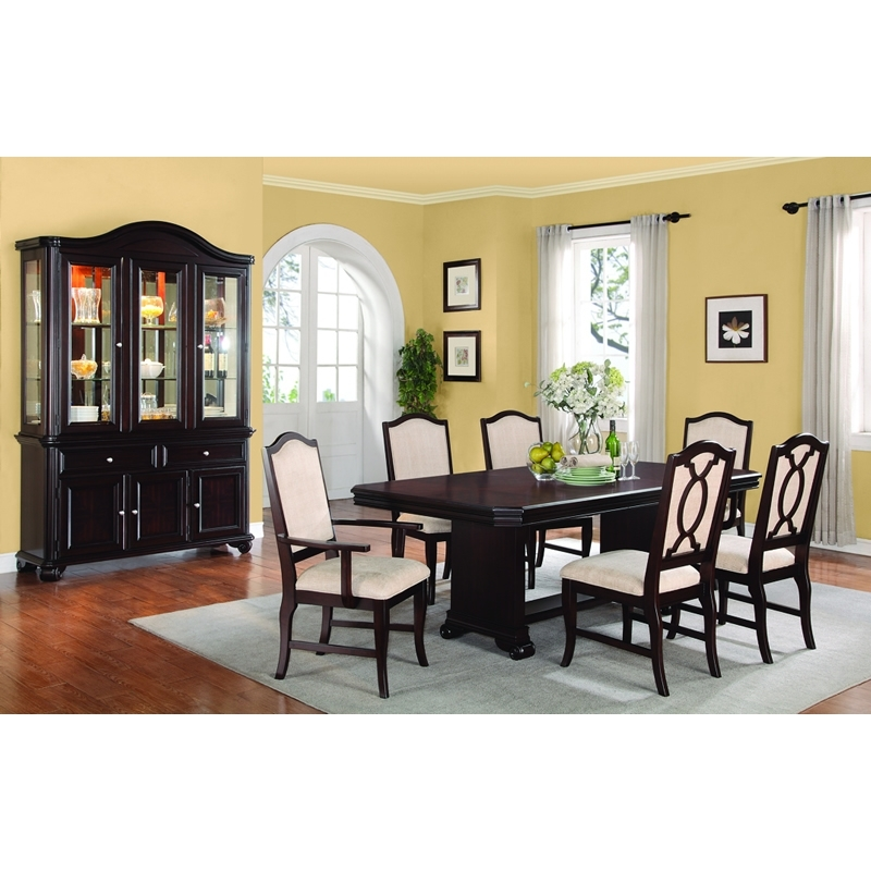Cosmos Furniture Dining Tables Rio Dining Table (Rectangle) From With Well Known Rio Dining Tables (View 2 of 20)