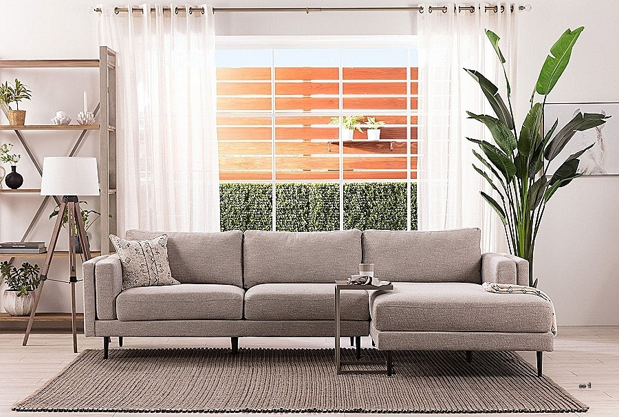 Cosmos Grey 2 Piece Sectionals With Laf Chaise With Most Recently Released Sectional Sofas: Elegant Adjustable Sectional Sofa Adjustable Back (View 7 of 15)