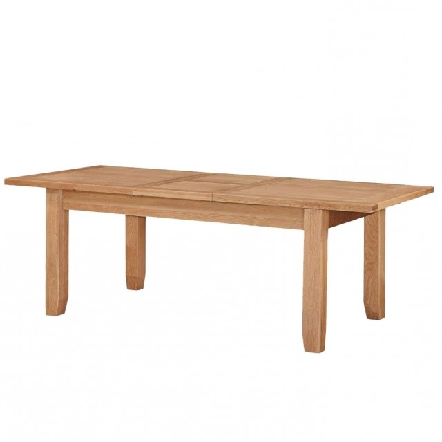 Cotswold Dining Tables Regarding Trendy Cotswold Wax Extending Dining Table (View 5 of 20)
