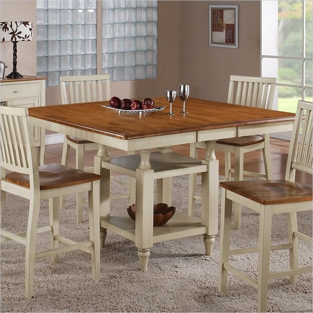 Country Dining Tables For Fashionable Country Style Dining Table Mesmerizing Country Style Dining Room (View 4 of 20)