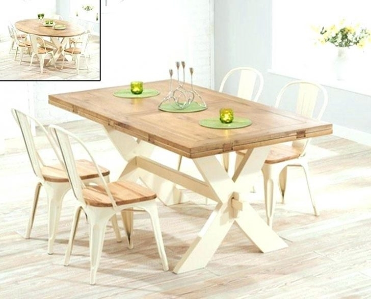 Cream Dining Tables And Chairs With Most Current Cream Dining Table Round And Chairs Chair Colored Catchy Room Sets (View 9 of 20)
