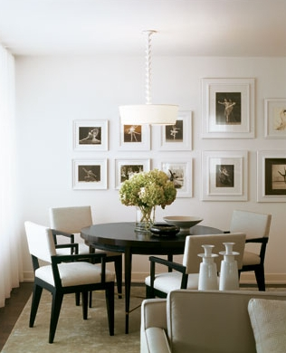 Cream Lacquer Dining Tables In Best And Newest Black Lacquer Dining Table – Contemporary – Dining Room – S (View 5 of 20)