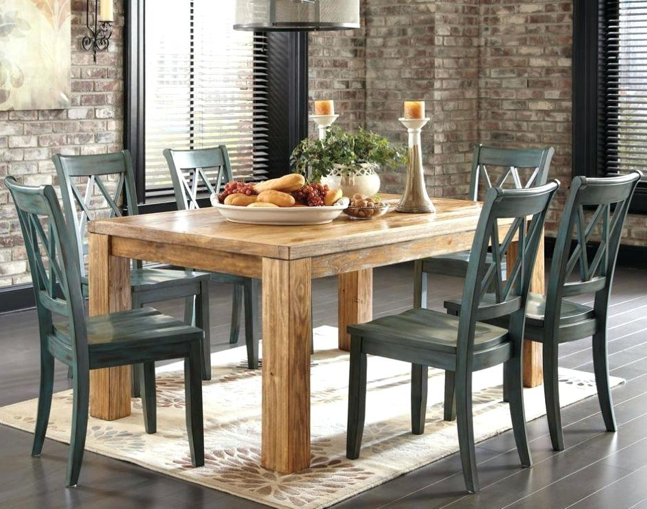 Cream Lacquer Dining Tables Pertaining To Famous Reclaimed Wood Dining Chairs Rustic Room Table Plans Cream Lacquer (View 6 of 20)