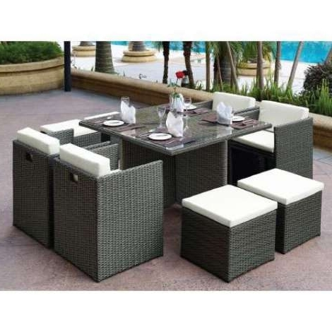 Cube Dining Tables For Most Recently Released Mlm 210015 Cube Dining Sets  Buy Online In Saudi Arabia (View 3 of 20)