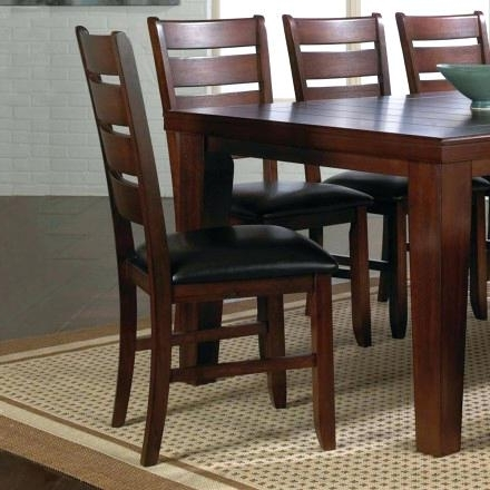 Current Bradford 7 Piece Dining Sets With Bardstown Side Chairs Intended For Bardstown Dining Set Crown Mark 8 Piece Dining Set In Espresso (View 10 of 20)