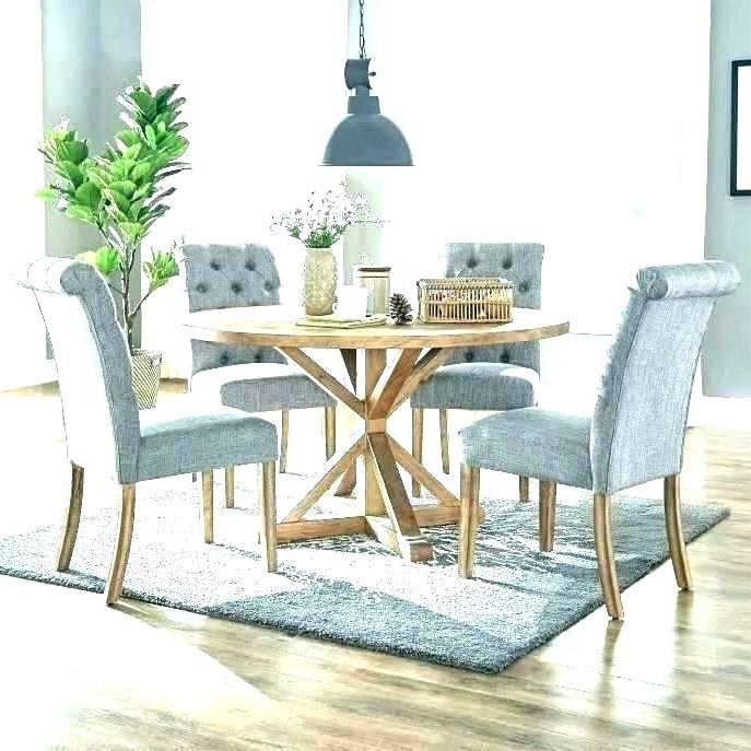 Current Circular Dining Tables For 4 With Circle Dining Table Set Circle Dining Table Set Large Round Dining (View 9 of 20)