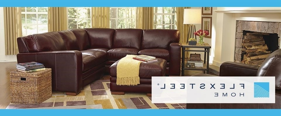 Current Declan 3 Piece Power Reclining Sectionals With Right Facing Console Loveseat For Flexsteel Furniture At Wayside Furniture – Akron, Cleveland, Canton (View 11 of 15)