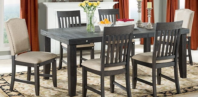 Current Dining Room Furniture (View 2 of 20)