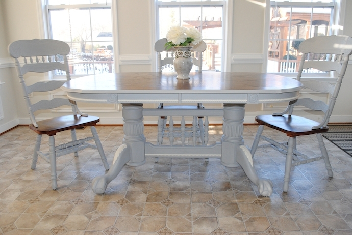 Current Diy French Country Dining Table In French Country Dining Tables (View 2 of 20)