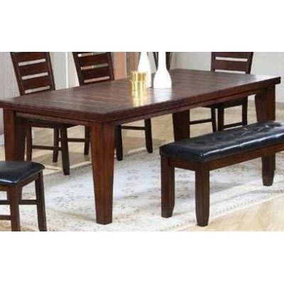 Current Eztia Furniture Dining Tables Chisum 392 881 01 (Rectangle) From Yeg With Edmonton Dining Tables (View 5 of 20)