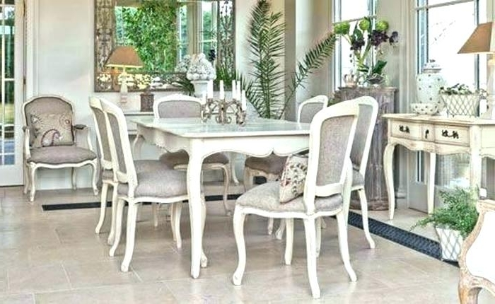 Current French Country Dining Tables With Regard To French Style Dining Tables French Style Dining Table Gumtree (View 3 of 20)