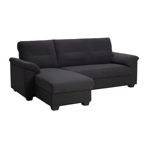 Current Haven 3 Piece Sectionals Regarding Knislinge Sectional, 3 Seat Right – Samsta Dark Gray – Ikea (View 14 of 15)