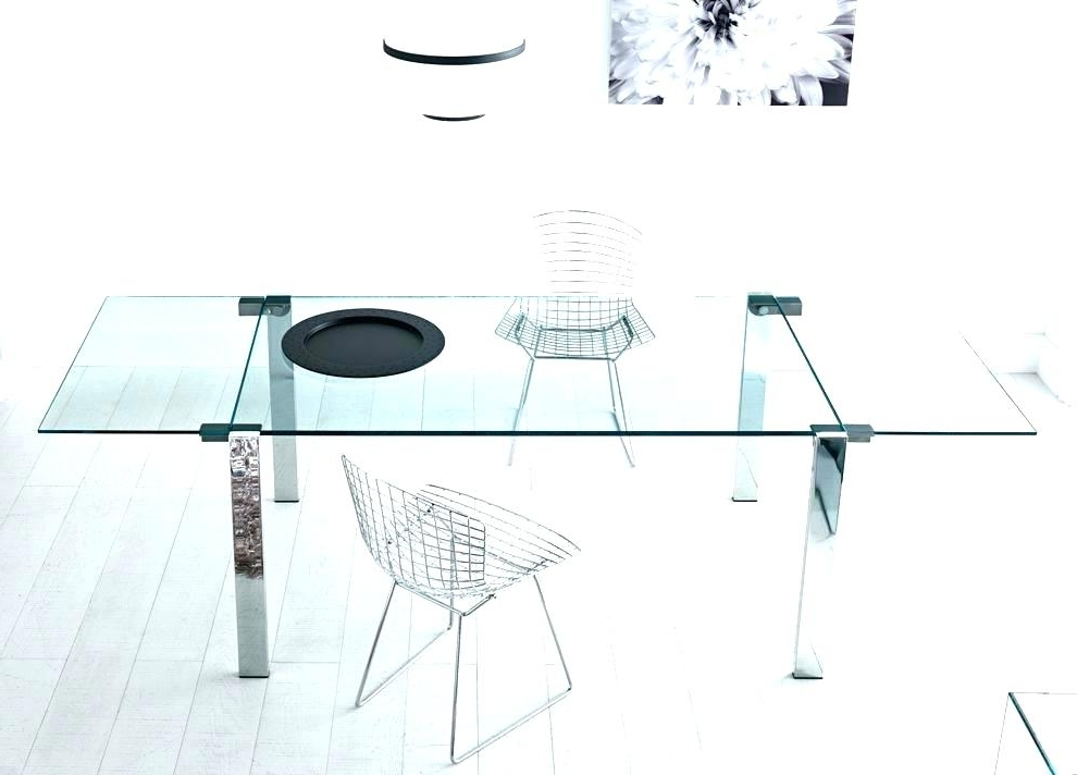 Current Ikea Round Glass Top Dining Tables With Ikea Glass Dining Table – Shalominc (View 5 of 20)