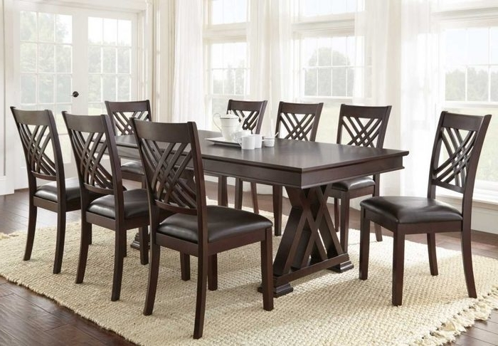 Current Imágenes De 9 Piece Dining Room Sets Cheap Pertaining To Chapleau Ii 9 Piece Extension Dining Tables With Side Chairs (View 17 of 20)