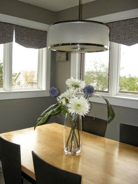 Current Lamp Over Dining Tables With Regard To Designing Home: Lighting Your Dining Table (View 7 of 20)