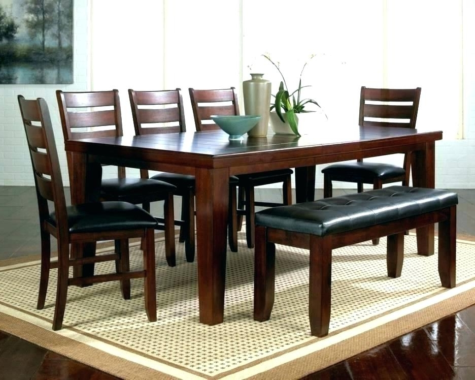 Current Mahogany Dining Room Table Mahogany Dining Room Set Style Mahogany Within Mahogany Dining Tables Sets (View 10 of 20)