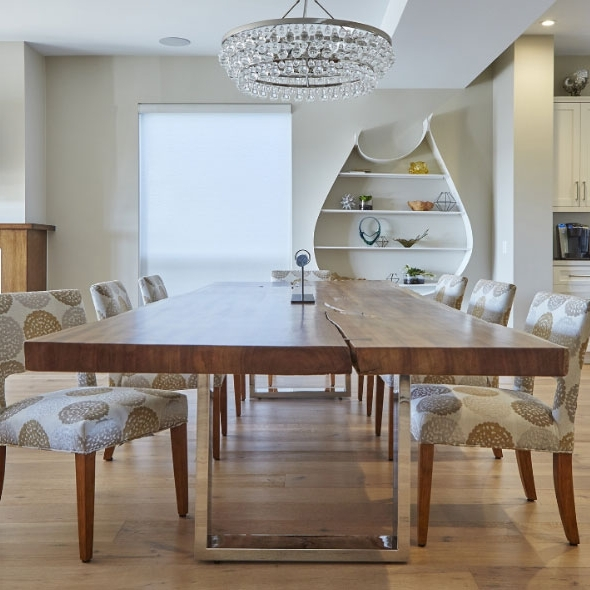 Current Modern Dining Room Furniture – Modern Dining Tables, Dining Chairs Regarding Modern Dining Room Furniture (View 4 of 20)