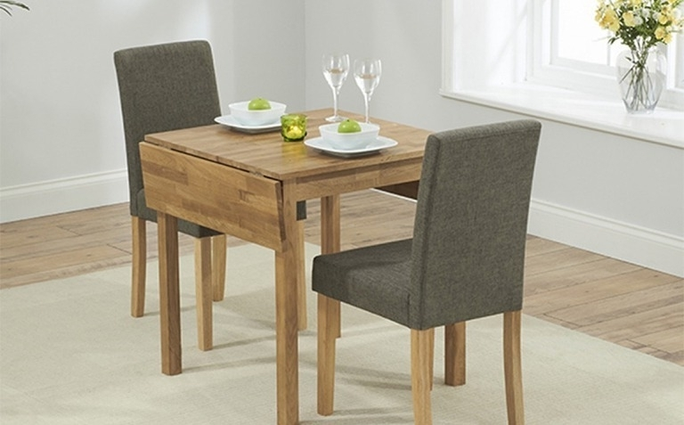 Current Oak Dining Table Sets (View 3 of 20)