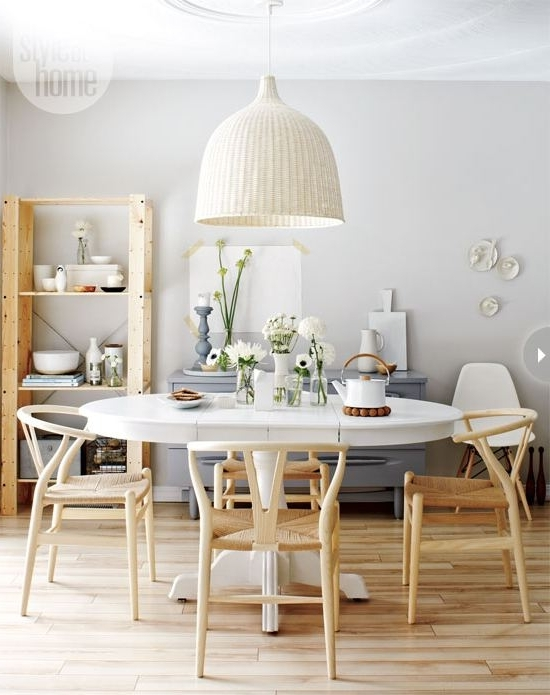 Current Scandinavian Dining Tables And Chairs For Scandinavian Dining Room Furniture (View 4 of 20)