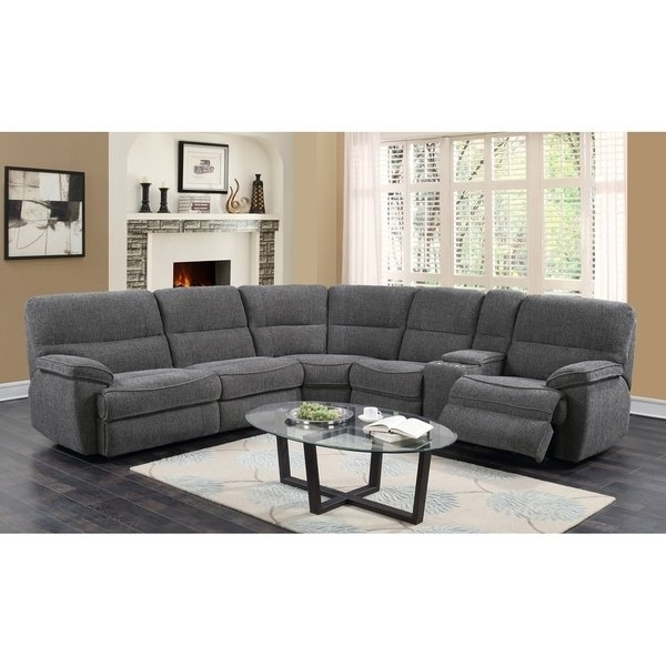 Current Shop Emerald Home Aurora Platinum 3 Piece Sleeper Sectional – Free Inside Aurora 2 Piece Sectionals (View 7 of 15)