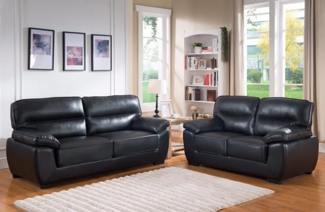 Current Tenny Cognac 2 Piece Left Facing Chaise Sectionals With 2 Headrest For Add Bold Elegance To Your Home With This Gorgeous Love Seat (View 14 of 15)