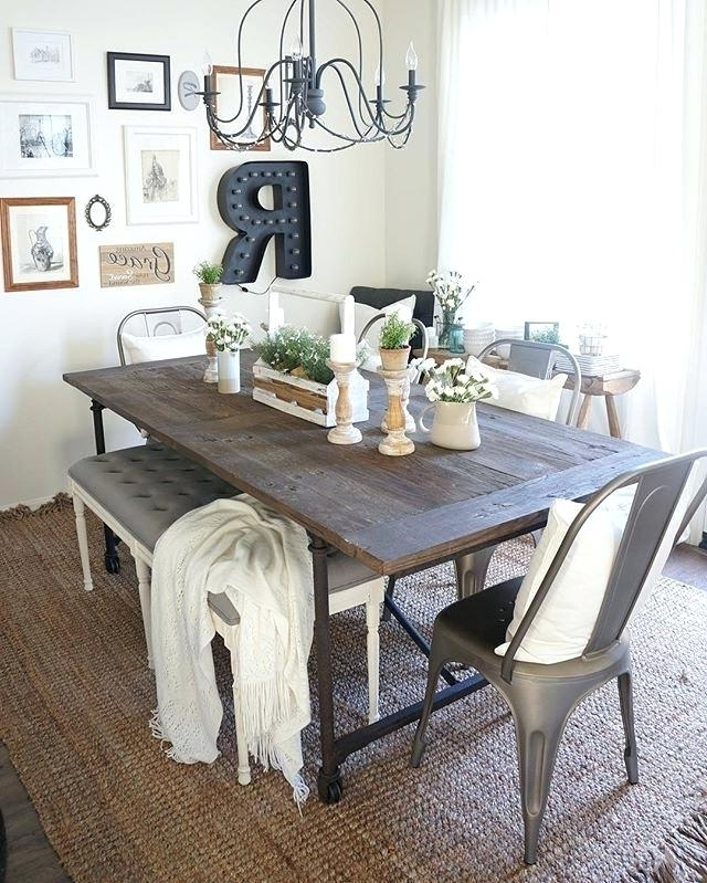 Current This Is Farmhouse Extension Dining Table Collection Farm House Regarding Barn House Dining Tables (View 11 of 20)