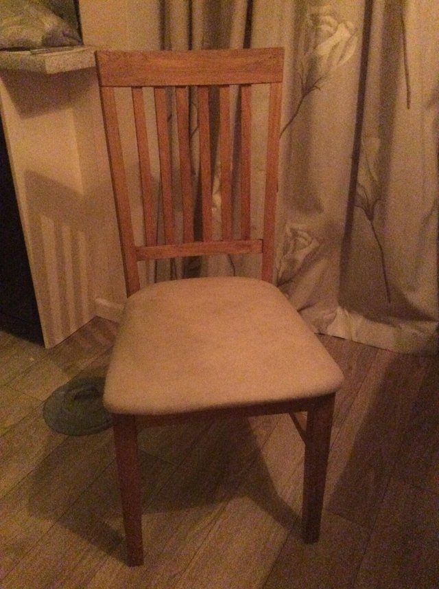 Current Used Oak Dining Chairs – Second Hand Household Furniture, Buy And With Second Hand Oak Dining Chairs (View 2 of 20)