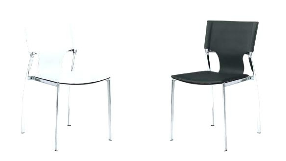 Current White And Chrome Dining Chairs Leher Table Uk – Collegevisit For Chrome Dining Chairs (View 8 of 20)