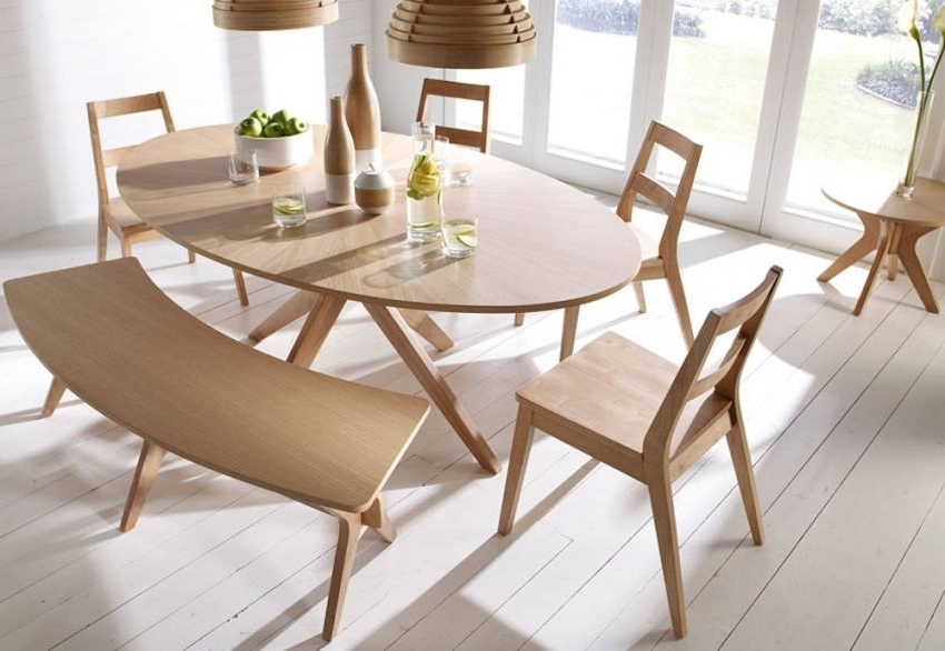 Danish Dining Room Chairs Danish Dining Table And Chairs Stunning Within 2017 Scandinavian Dining Tables And Chairs (View 5 of 20)
