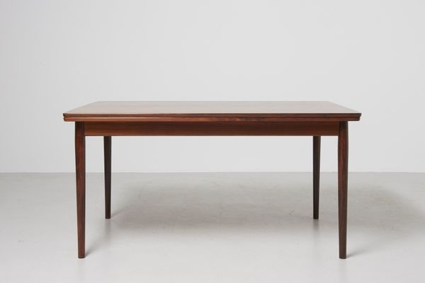 Danish Dining Tables In Widely Used Danish Dining Tablearne Vodder For Sibast, 1960S For Sale At Pamono (View 5 of 20)