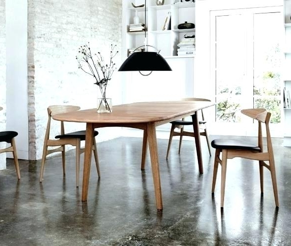 Danish Dining Tables – Kuchniauani With Current Danish Style Dining Tables (View 3 of 20)