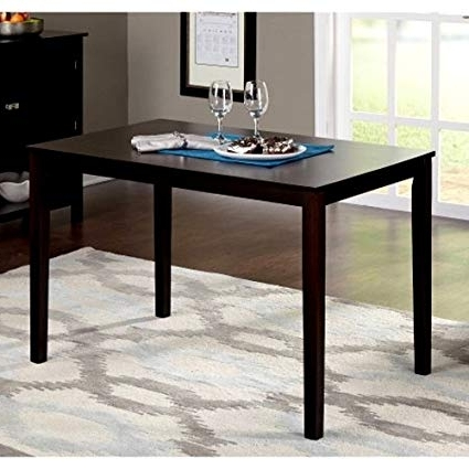 Danish Style Dining Tables With Favorite Amazon – Danish Style Dining Table, Rectangle Wooden Dining Room (View 6 of 20)