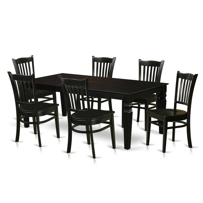 Darby Home Co Beldin 7 Piece Dining Set (View 11 of 20)