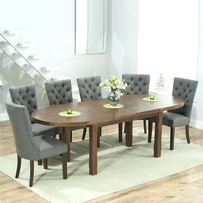 Dark Grey Dining Chairs Ring Back Dining Chair Best Of Cream Dining Regarding Preferred Dining Tables Grey Chairs (View 12 of 20)