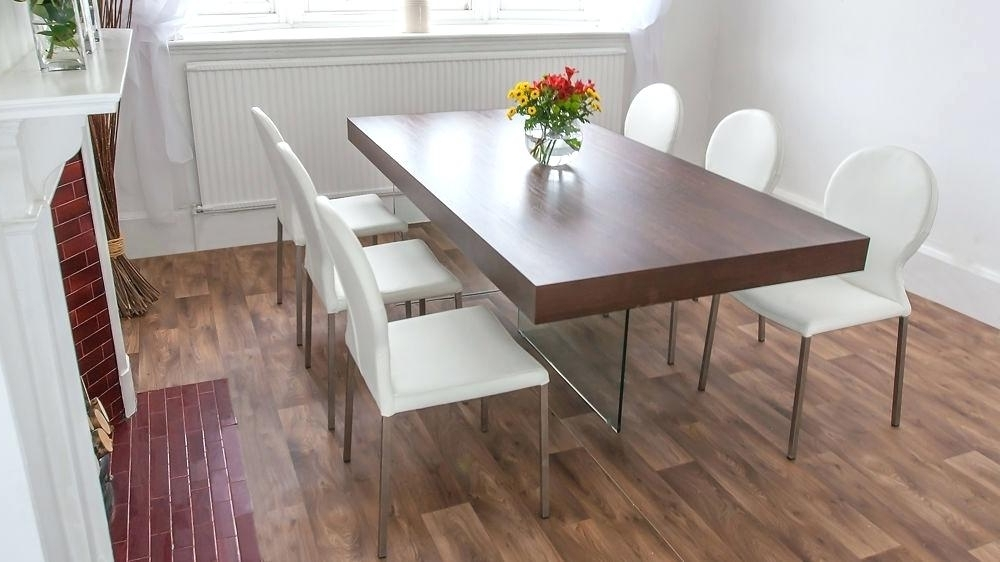 Dark Wood Dining Tables 6 Chairs With Regard To Most Recently Released Dark Wood Table And Chairs – Dailygossip (View 5 of 20)