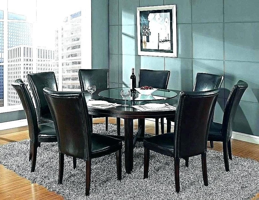 Decoration: Square Eight Seater Dining Table Within Most Popular Dining Tables For Eight (View 4 of 20)
