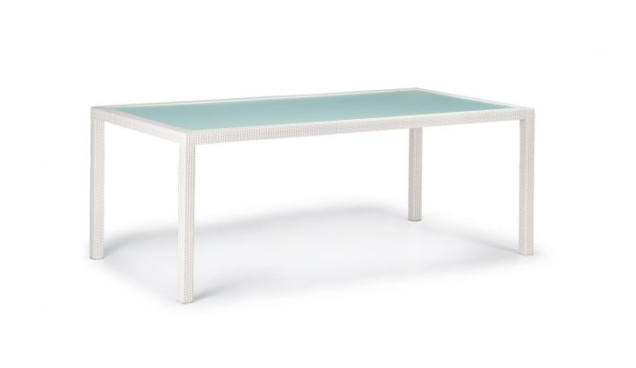 Dedon Barcelona Dining Table 100 X 200 Cm (View 12 of 20)