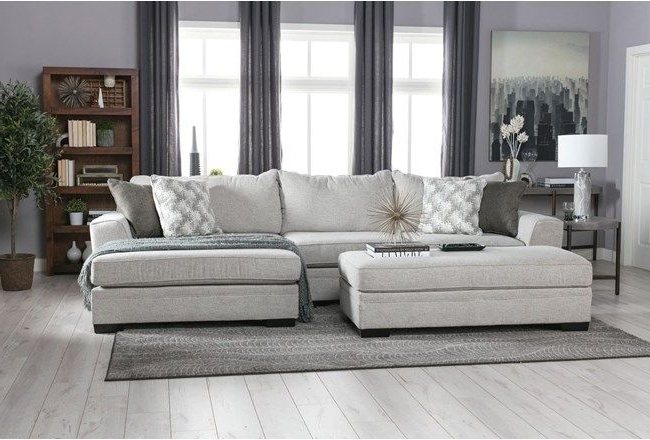 Delano 2 Piece Sectional W/raf Oversized Chaise (View 4 of 15)