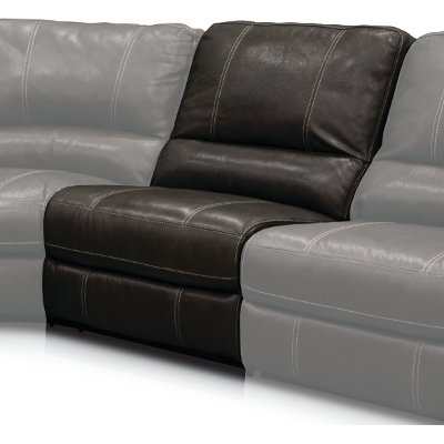 Denali Charcoal Grey 6 Piece Reclining Sectionals With 2 Power Headrests In Newest Charcoal Gray 6 Piece Power Reclining Sectional Sofa – Salinger (View 9 of 15)