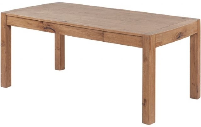 Devonshire Living:como Oak: Large Extension Table – Dining Tables Pertaining To Most Recent Como Dining Tables (View 20 of 20)