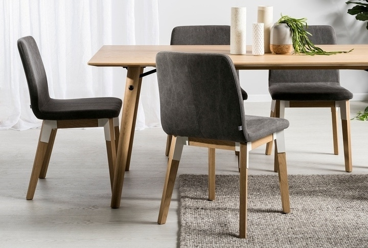 Dining Chairs, Dining Room Chairs – Clickon Furniture Regarding Fashionable Dining Chairs (View 9 of 20)