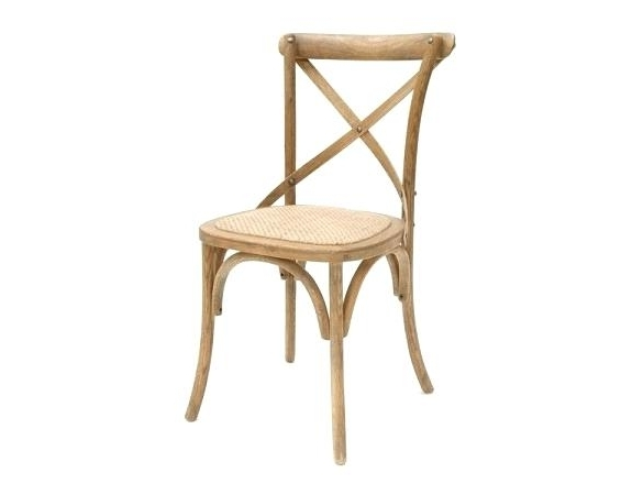 Dining Chairs Ebay In 2017 Cross Back Dining Chairs Revival Chair Ebay – Yourlegacy (View 5 of 20)